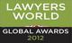 "AstapovLawyers International Law Group won ""The Lawyers World Global Awards 2012"""